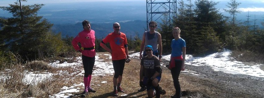 Oly trail runners